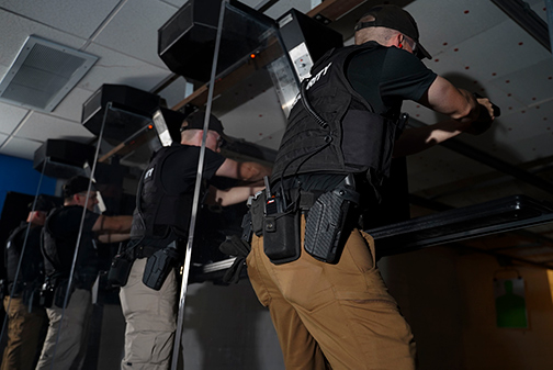 Training For Armed Security Officers