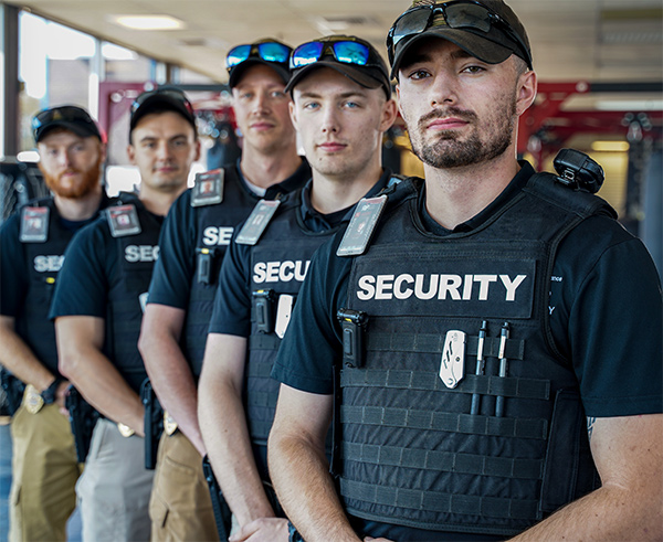 Training For Non-Armed Security Officers